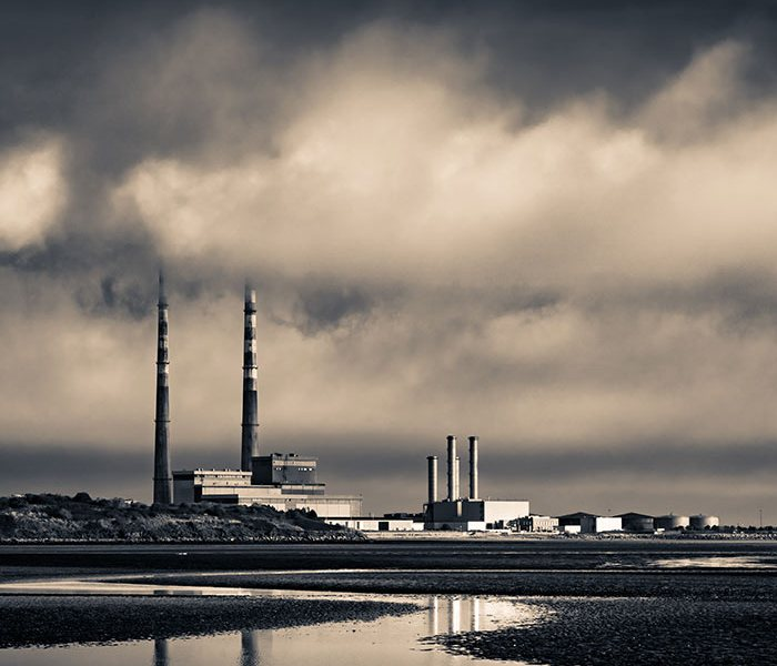 Photo of Poolbeg Chimney stacks, Dublin