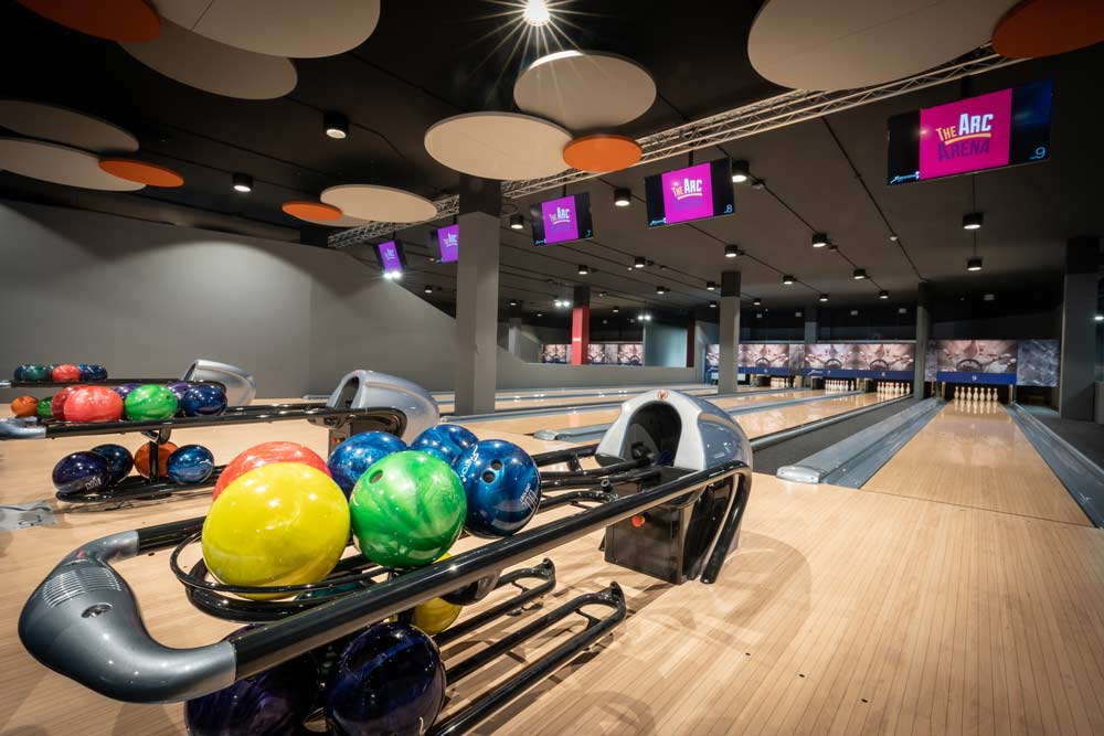 Arc Bowling Alley - Navan