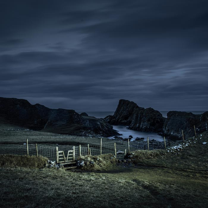 Ballintoy Night Photography