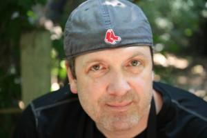 Alan wearing baseball cap