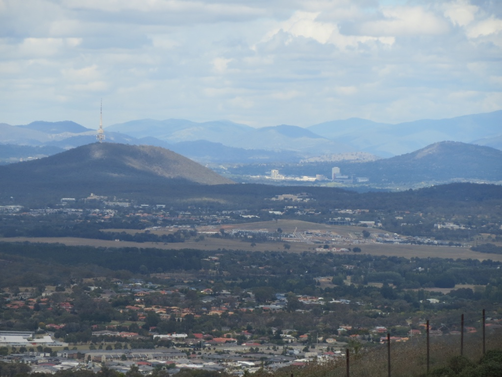 Walking the Canberra Centenary Trail