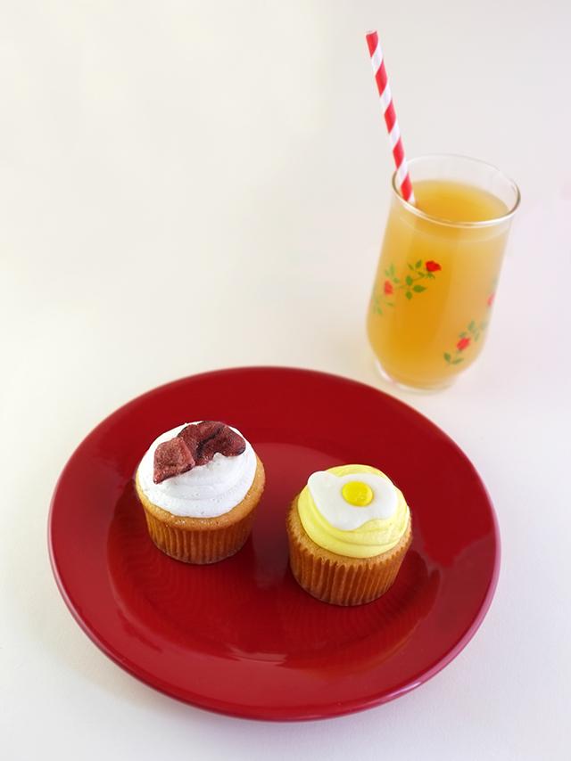 Breakfast Cupcakes 4