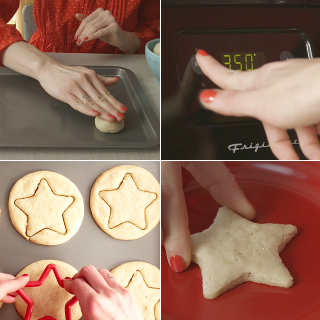 Patriotic Cookies Part 1
