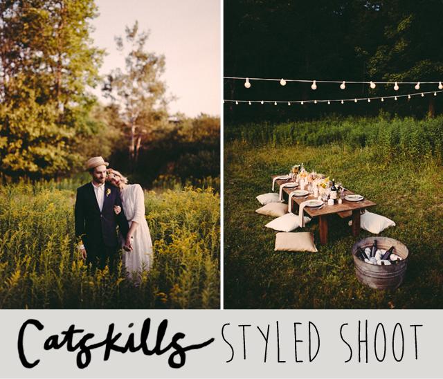 Catskills Styled Shoot