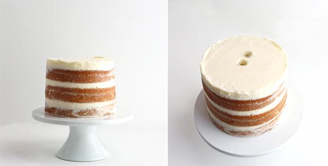Cake Vase DIY Step 2