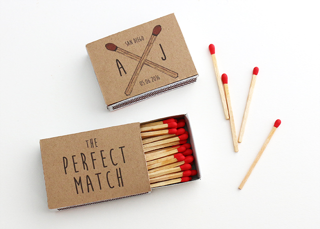 The Perfect Match DIY 2