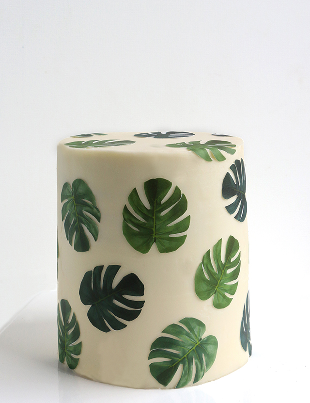 Philodendron Cake