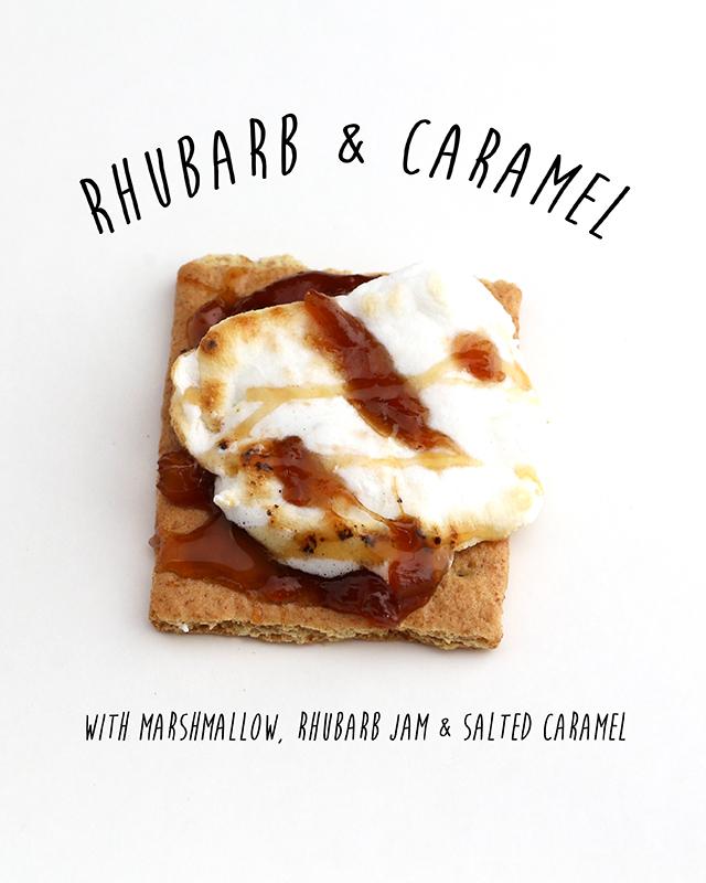 Rhubarb and Caramel