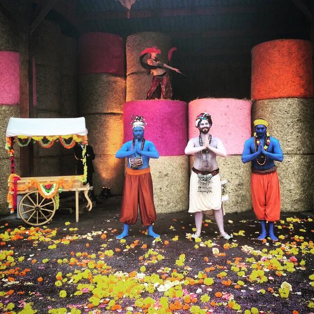Arabian Themed Wedding Performers