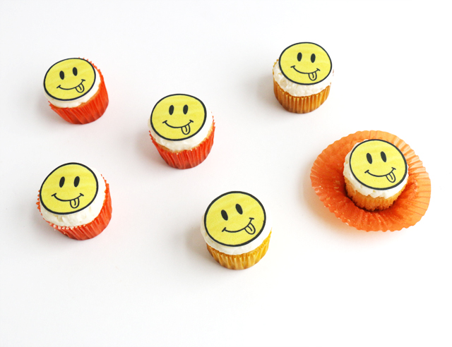 Patch Cupcakes