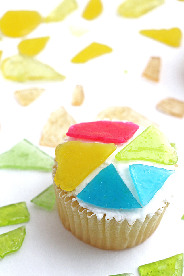 Glass Cupcakes