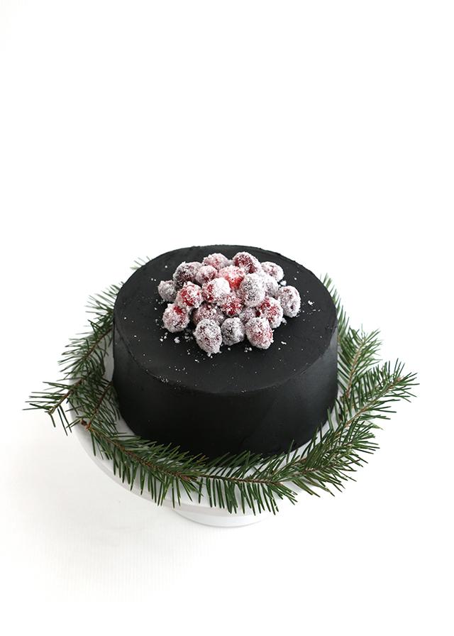 Holiday Cake 4