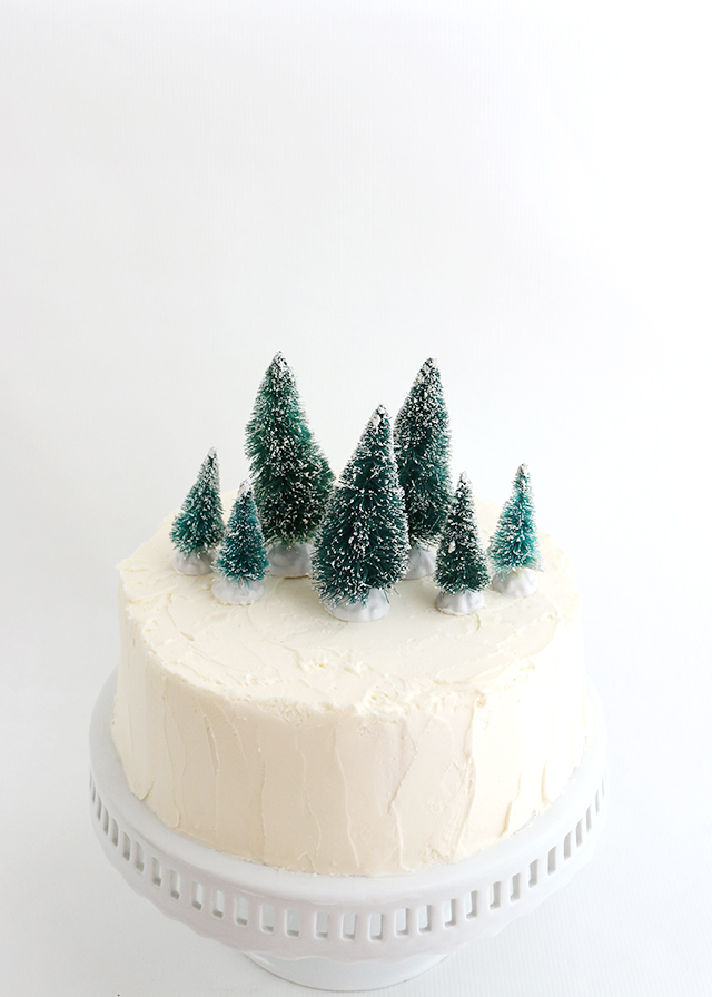 Holiday Cakes 5