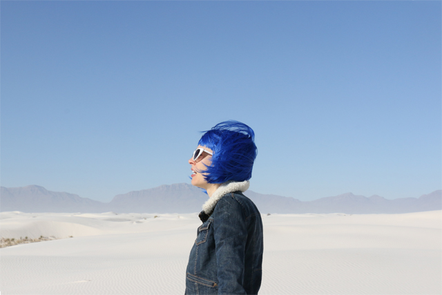 White Sands Wig