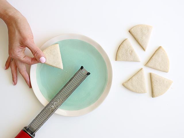Zesting Cookies