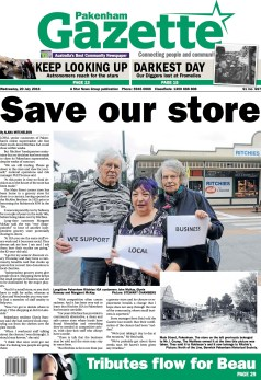 Save our store