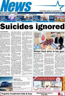 Suicides ignored