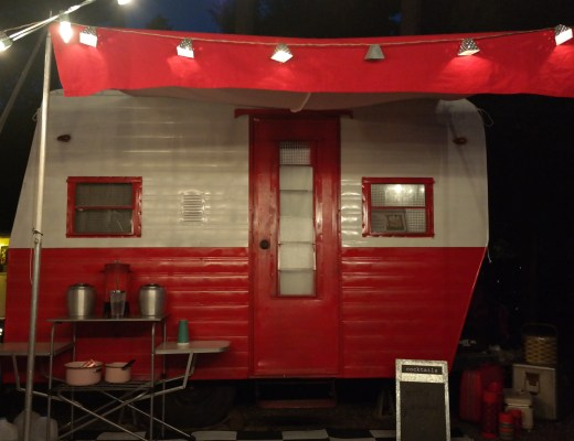Pictures of cute vintage trailers