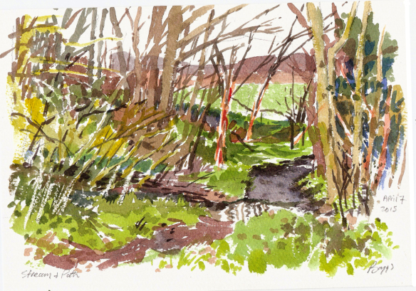 stream-over-path-watercolour-april-7-2015-sm