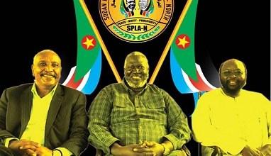 Photo of العسكري السوداني يرحل عرمان وأردول وجلاب إلى جوبا