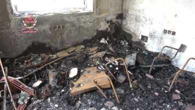 Photo of مليشيات الحوثي تقصف مستشفى 22 مايو بالحديدة (شاهد الفيديو)