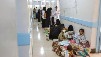 Photo of رويترز : زيادة الإصابة بالكوليرا تلاحق الجوعى والنازحين في اليمن