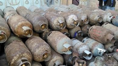 Photo of اسطوانات الغاز التالفة تنافس الحرب في خطف أرواح اليمنيين