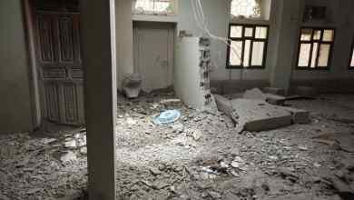 Photo of مليشيات الحوثي الانقلابية تستهدف منزل محافظ مأرب بصاروخ بالستي(صور)