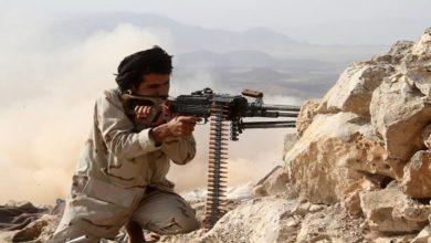 Photo of قتلى وجرحى حوثيين في كمين محكم للجيش بنهم