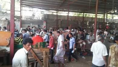 "Photo of قيادي حوثي يقتل ""مقوت"" في تعز بعد أن رفض إعطائه القات بدون مقابل"