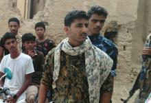 Photo of شاهد الصور : أول ظهور لقائد مليشيات النخبة الشبوانية منذ اختفائه