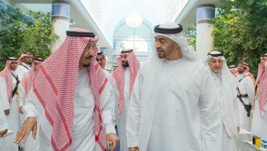 Photo of الملف اليمني حاضر بقوة في مباحثات الملك سلمان وولي عهده مع محمد بن زايد