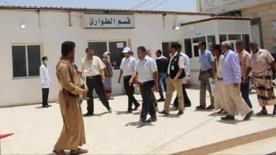Photo of بينها 2786 حالة طارئة ..مستشفيات مأرب تستقبل 5377 حالة خلال إجازة العيد