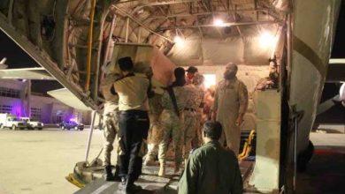 Photo of شاهد الصور : نقل جثامين قائد القوات السعودية والجنود الذي استشهدوا في حضرموت