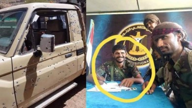 Photo of بالاسم والصور : استشهاد جندي وإصابة ضابط في كمين لمليشيات الانتقالي بشبوة