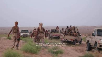 Photo of عشرات القتلى والجرحى من الحوثيين في عدة جبهات بحجة