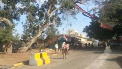 Photo of اشتباكات عنيفة في معسكر بدر بعدن