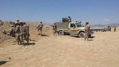 Photo of الجيش يتقدم على المليشيات الحوثية في جبهة الرزامات بصعدة