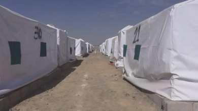 Photo of افتتاح المخيم الـ33 للنازحين بمدينة مأرب