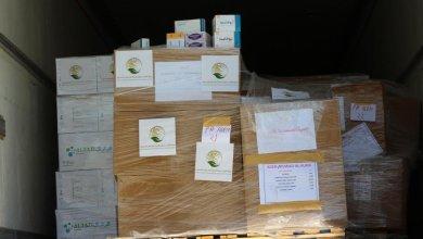 Photo of إغاثي سلمان يسلم محافظتي تعز والحديدة ٢٢٤ طنا من الأدوية ومحاليل الغسيل الكلوي