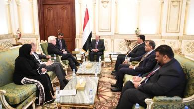 Photo of الرئيس هادي يبحث مع المبعوث الأممى مستجدات الأوضاع فى الساحة اليمنية