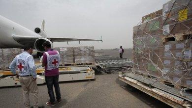 Photo of مليشيات الحوثي تمنع الصليب الاحمر من دخول الدريهمي وتنهب قافلته العذائية