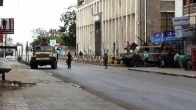 Photo of اشتباكات عنيفة بين قوتين تابعتين للمجلس الانتقالي في عدن