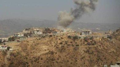 Photo of إستشهاد 3 مدنيين وإصابة 7 أخرين بقصف حوثي على سوق شعبي بتعز