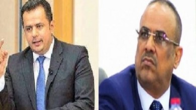Photo of صراع قوي وغير مسبوق بين أجنحة الحكومة الشرعية ( تقرير)