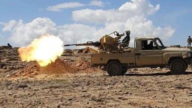 Photo of قتلى وجرحى حوثيون بنيران قوات الجيش في قانية شرق محافظة البيضاء