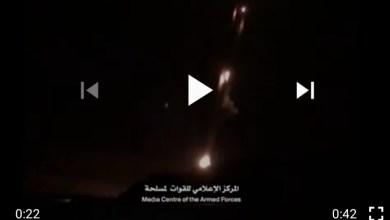 Photo of شاهد الفيديو : الجيش الوطني يدك تجمعات مليشيات الحوثي في نهم بصواريخ الكاتيوشا