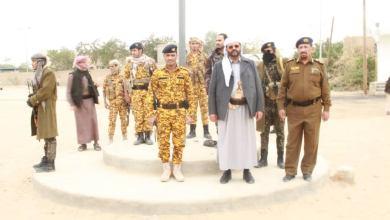 Photo of المحافظ العرادة يطلع على جهود التدريب والتأهيل بمعسكر شرطة حراسة المنشآت بمأرب
