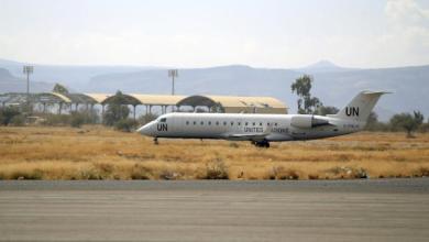 Photo of طائرة أممية تقل الدفعة الثانية من المرضى اليمنيين إلى الأردن