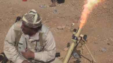Photo of شاهد : الجيش الوطني يطارد عناصر مليشيات الحوثي في جبهة الجرعوب بالجوف